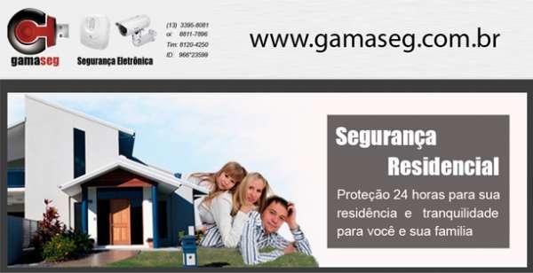 Gamaseg - segurança eletrônica | equipamento de segurança