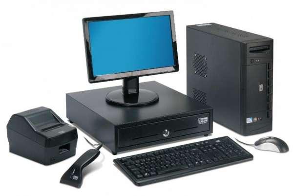 Fotos de Pdv - frente de caixa - monitor, teclado, cpu, leitor, gaveta, impressora fiscal 3