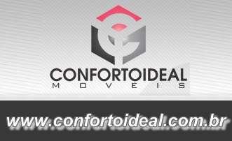 Conforto ideal móveis - rack com painel   rack com painel tv   estantes home theater