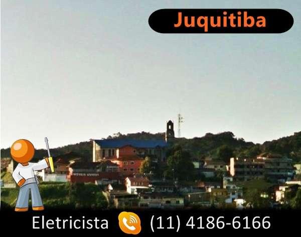 Eletricista em juquitiba (11) 4186-6166