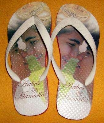 Fotos de Sandálias e canecas personalizadas maceió 5
