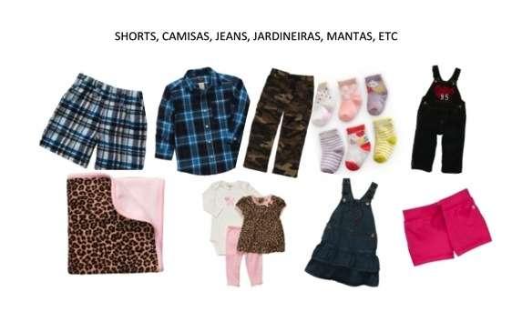 71ef3e98d Carters e oshkosh roupas importadas infantis preço de atacado em Porto  Alegre - Roupa / Acessórios | 178199