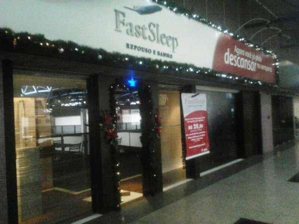 Hotel dentro do aeroporto internacional afonso pena