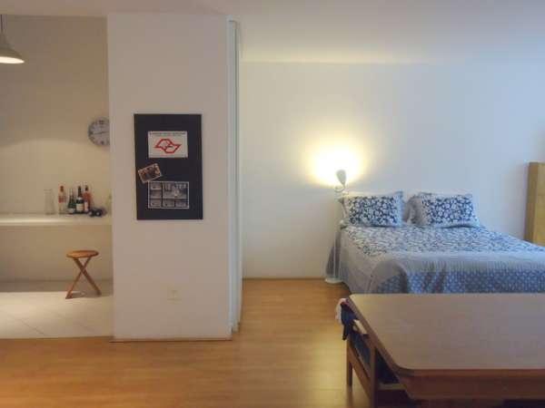 Vendo apto / 1 dormitorio / metrô republica / av. são luis