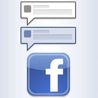Facebook chat para celular e windows