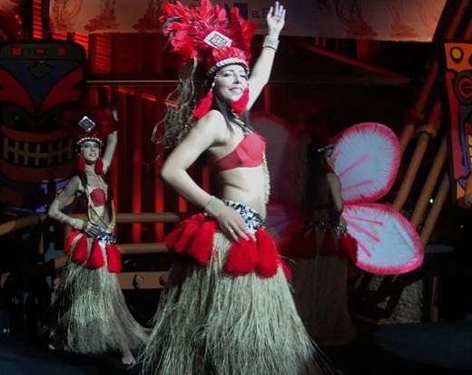 Show de dança havaiana par eventos, casamentos e aniversário