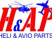 Heli & Avio Parts - Venda de peças e Componentes Aeronáuticos
