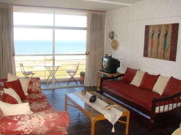 Apartamento praia para alugar - punta del este