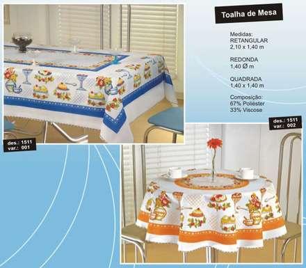 Fotos de Toalha de mesa direto da fábrica! e +produtos p/cama,mesa,decoração e tecidos a  2