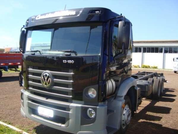 Vw 13.180 6x2 2007 caminhão em promoção !