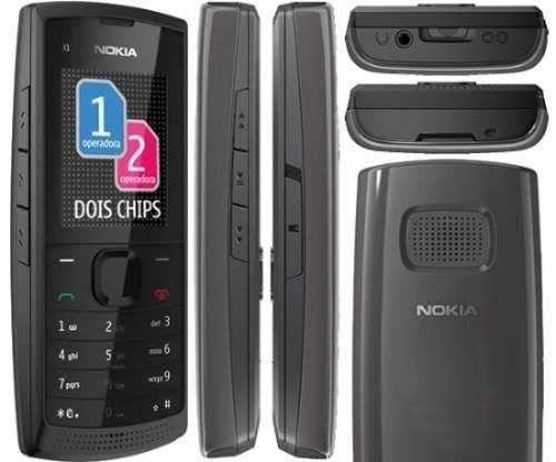 Nokia x1-01 2 ships novíssimo na caixa
