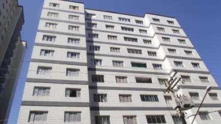 Apartamento na praia grande com 2 dormitórios