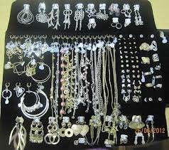 f98cd5d44 Kit de semi jóias folheadas a ouro e a prata em Itapetininga - Jóias ...
