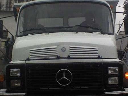 Vendo caminhão caçamba em ótimo estado! preço acessível