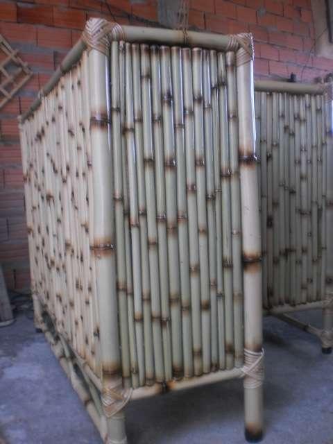 Balcão para loja ,balcão de bambu,decoração para loja