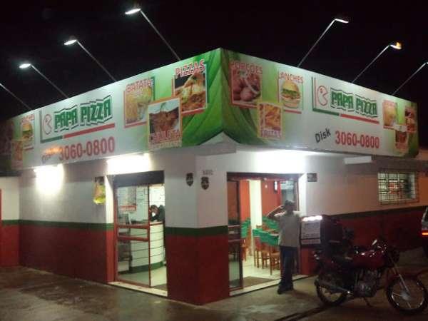 Vende-se pizzaria ótima localiação, pleno funcionamento