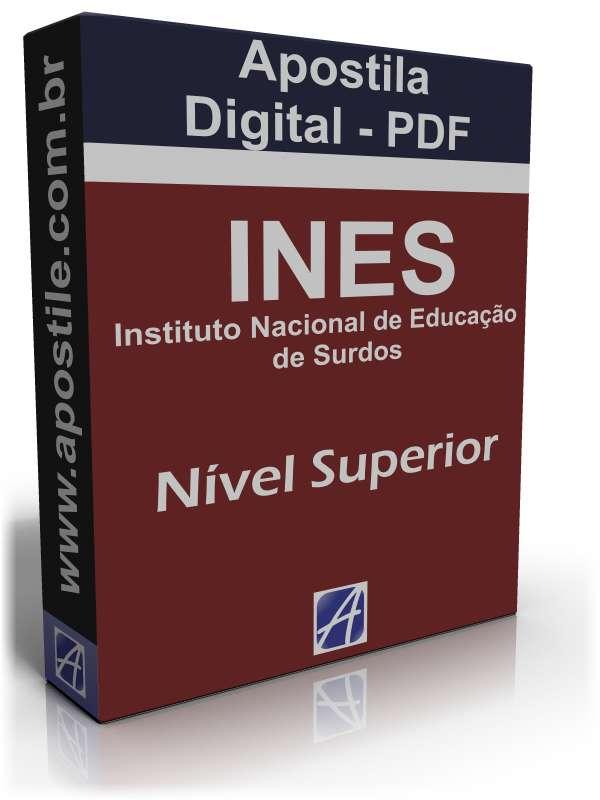 Apostila digital concurso ines - nível superior - conteúdo básico 2012 / 2013