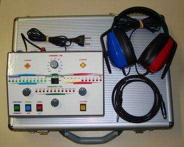 Audiometro completo novo faz todos exames