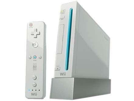 Wii destravado com 3 controles, 35+ jogos, kit sports e voltante