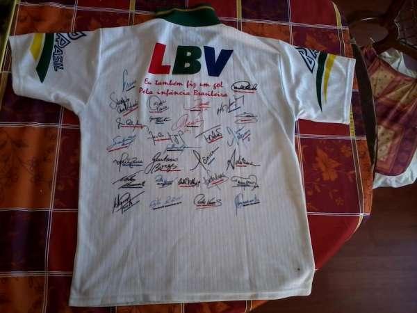 c24b842088 Camisa jogadores brasil futebol mundial 1998 em Rio de Janeiro ...