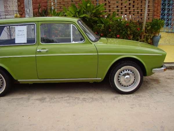 Variant 1974 - verde hipie raridade