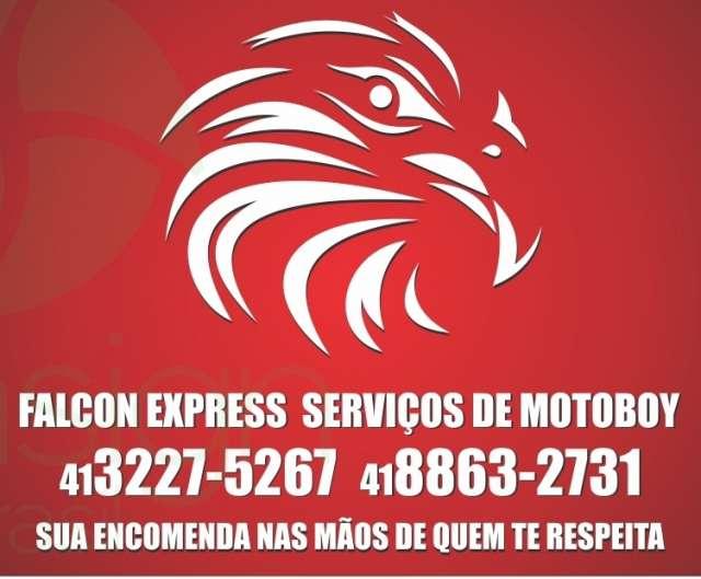 Falcon express serviços de motoboy, portão, capão raso, pinheirinho, tatuquara, umbará, sitio cercado, boqueirão