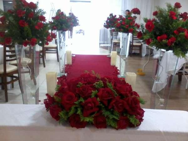 Organização e decoração de festas e eventos em geral