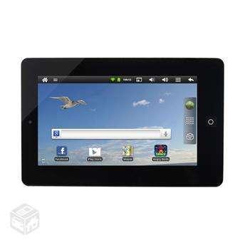 """Vendo tablet dl smart 7"""" com pouquíssimo uso em ótimo estado"""