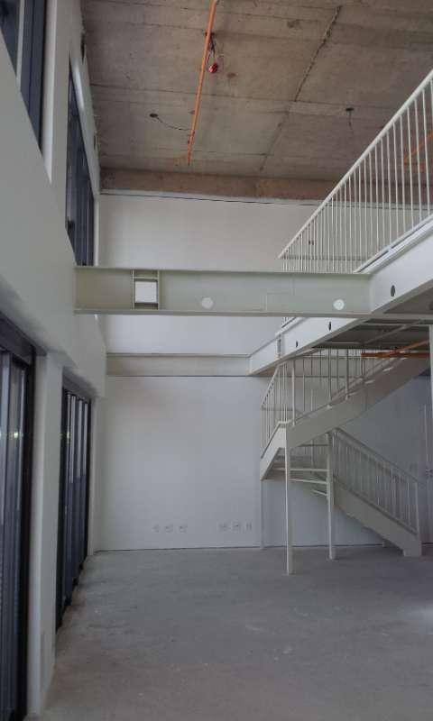 Laje comercial na rua frei caneca, 558, consolação, 700m², the office.