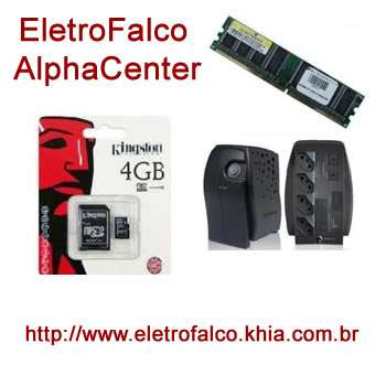 Eletrofalco - loja virtual de informática e eletrônicos