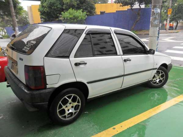 Fiat tipo 1.6 ie 1995 gasolina branco