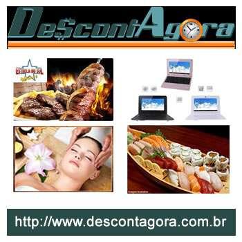 Descontagora - compra coletiva - site de descontos