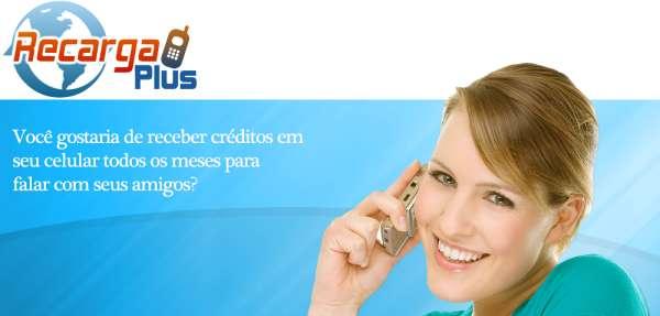 Recarga de celulares - recarga plus