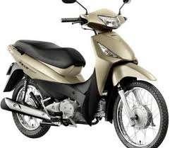 Vendo honda biz 125- 850km moto de mulher.