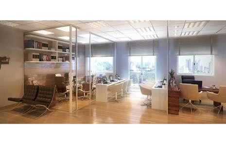 Escritórios design - salas comerciais a partir de 40m2