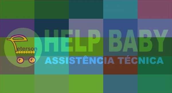 Assistência técnica autorizada help baby