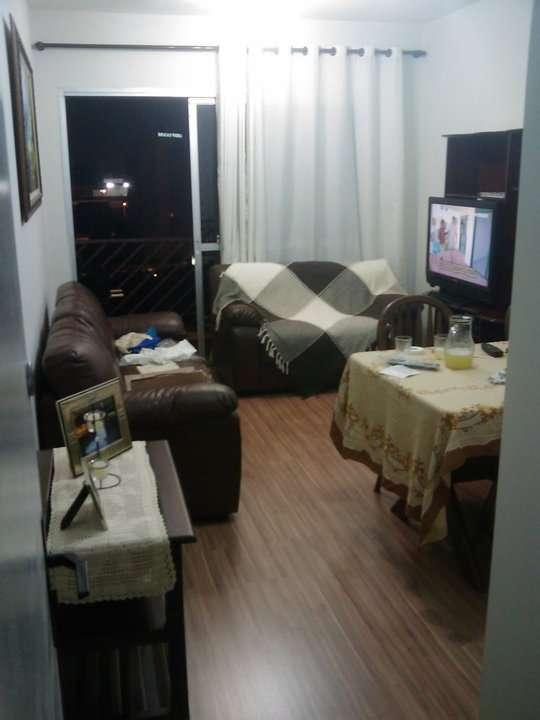 Apartamento de 1 dorm suíte com garagem no bosque, 55m2 útil, 84m2 total - apto 1dorm gar