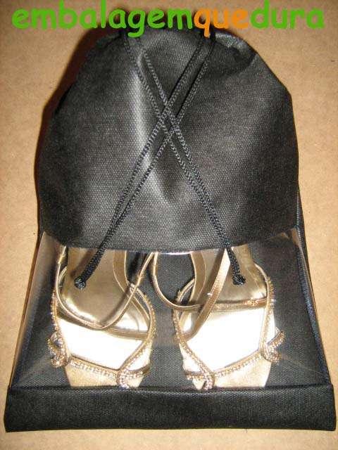 Sacos de tnt para sapatos, botas, chinelos, tenis, etc...