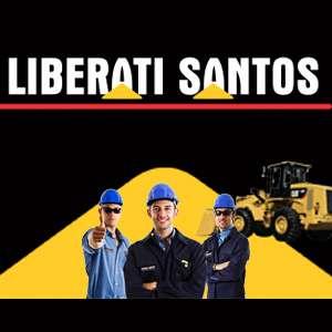 Liberati santos - assistência técnica em máquinas caterpillar - ribeirão preto - sp