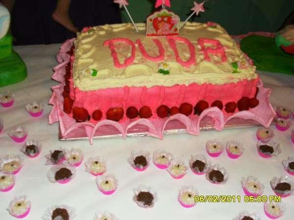 Ju festas ( bolos, doces, e salgados)