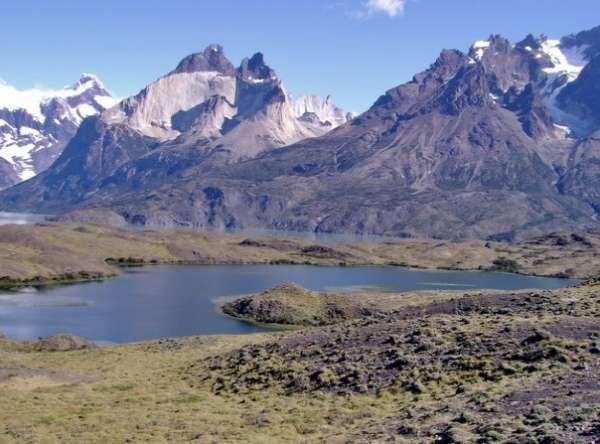 Tour torres del paine, patagonia, chile