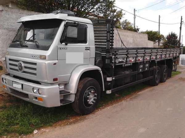 Agregar caminhão vw 23220 truck ano 2004