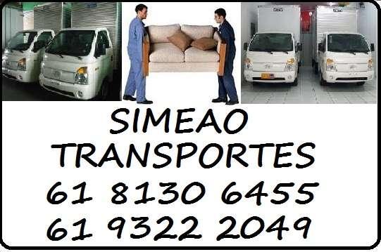 Mudanças - transportes - fretes em brasilia/df