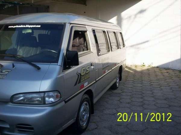 Vendo van h100 - 1996/97 muito bom estado