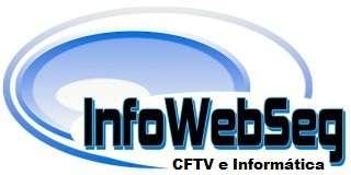 Cftv em curitiba e região é com a infowebseg