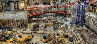 Trabalhadores de construção necessários para trabalhar no estrangeiro.
