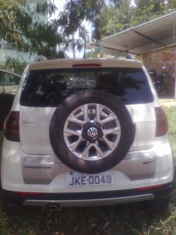Volkswagen crossfox 1.6 mi 8v total flex 4p manual 2012/2013