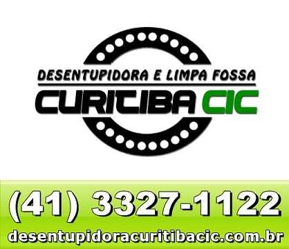 Desentupidora curitiba cic (41)3327-1122 / 3248-3717