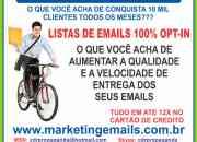 Lista de Email Validos SMTP, Base de Emails, Email Marketing