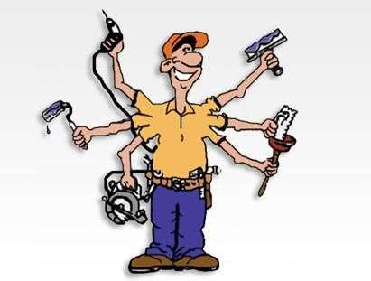 Consertos, reparações e instalações